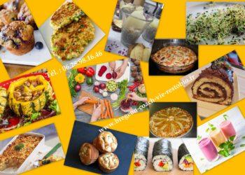 Montage cours cuisine